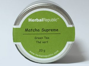 Matcha Supreme tin