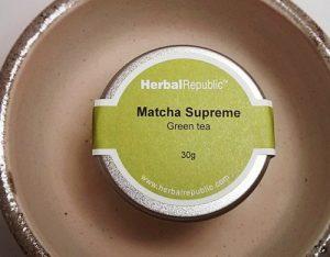 Matcha-Supreme