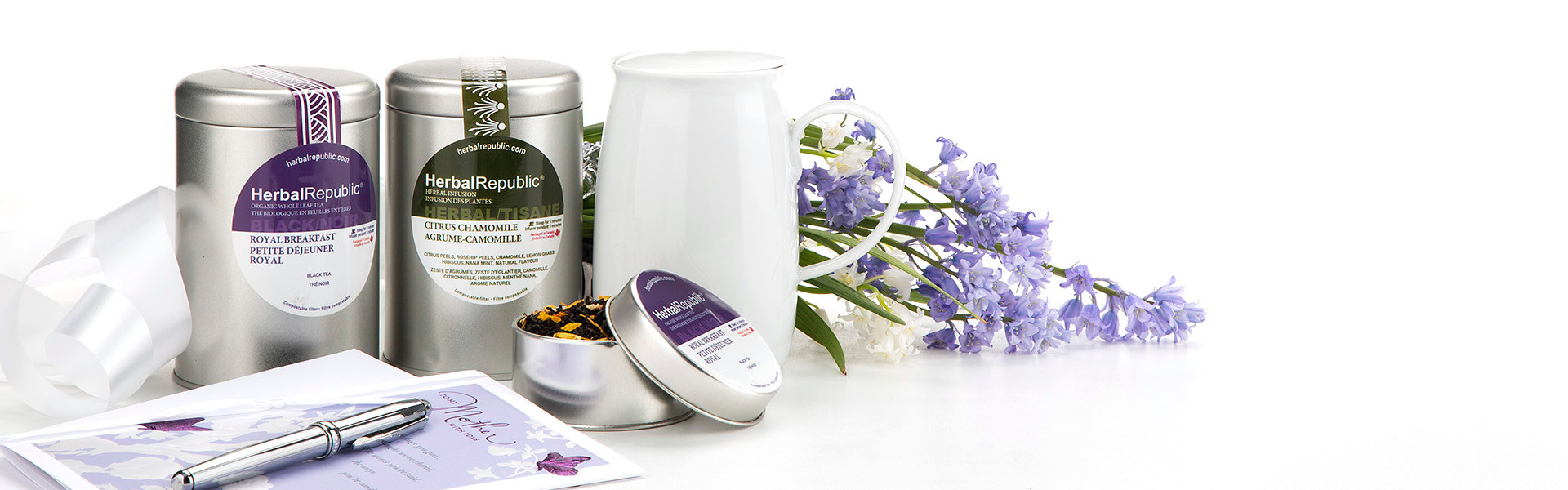 Herbal Republic - Mother's Day Tins - 201K