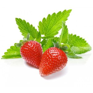 strawberry-mint